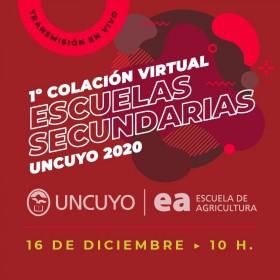 1° Colación Virtual de Escuelas Secundarias